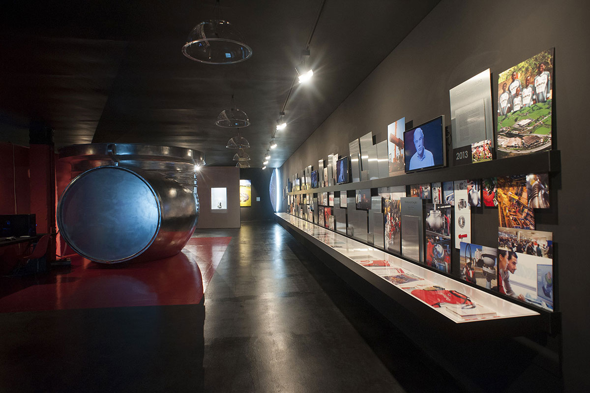 Timeline-at-the-museum