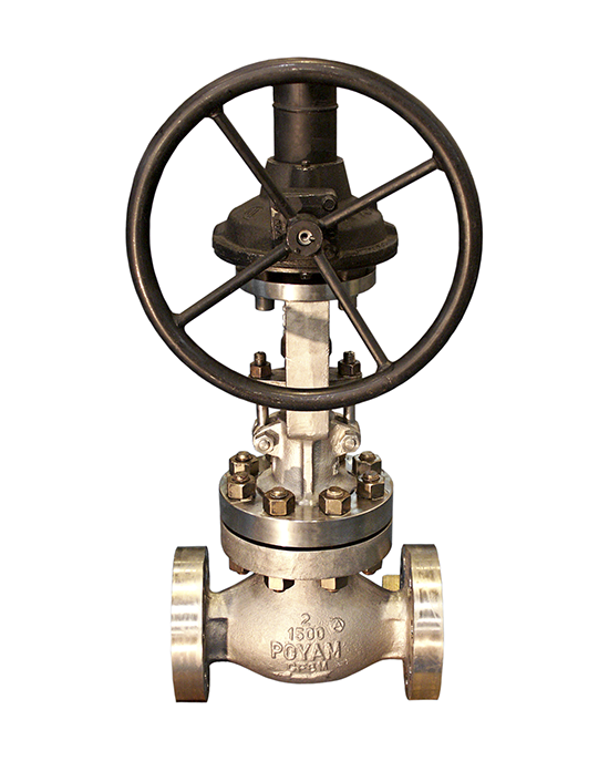 27-bolted-bonnet-globe-valve
